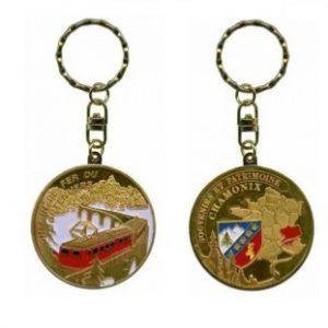 Porte-clés personnalisé Chamonix Montenvers