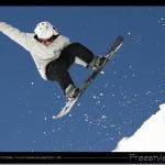 Surf saut Freestyle