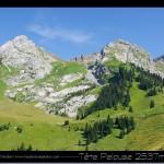 Tête Pelouse (Bornes - Aravis, 2537 m)