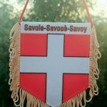 Fanion voiture Savoie