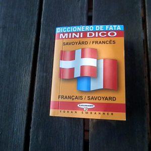 mini dictionnaire savoyârd français