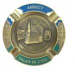 Cendrier personnalisé Annecy Palais de l isle 2014