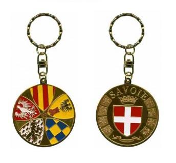 Porte-clés personnalisé Savoie et des provinces
