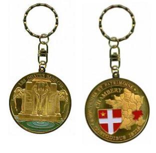 Porte-clés personnalisé Chambéry 4 Sans Cul
