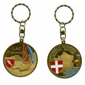 Porte-clés personnalisé Annecy Lac