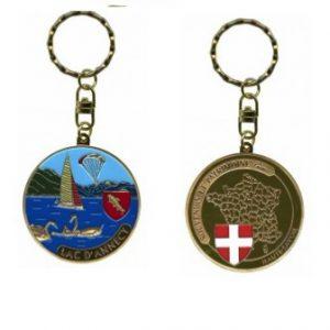 Porte-clés personnalisé Annecy lac 2014
