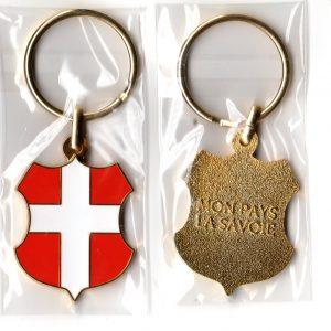 Porte-clés personnalisé Savoie mon pays