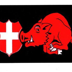 Autocollant Sanglier de Savoie