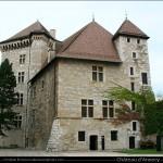 Château d'Annecy, et la tour Pérrière