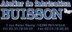 Logo de la société atelier Buisson